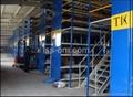 Mezzanine Multi-tier Platform