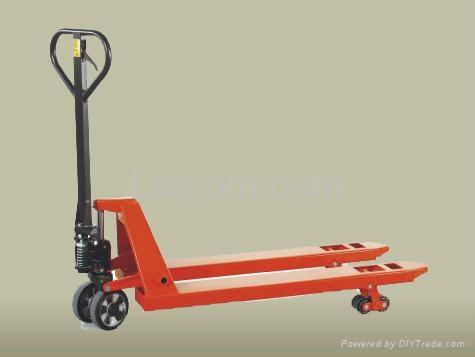 Hydraulic Carrier Hand pallet truck 1