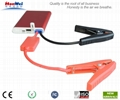 Car battery jump starter with USB