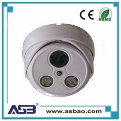Home Security Cameras 720p ONVIF2.0 P2P IP IR low price cctv dome camera