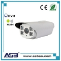 Factory direct sale led array 10 mp onvif h.264 ip cctv camera system