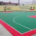 籃球場拼裝地板