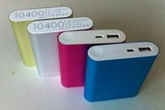 移动电源10400毫安 智能手机通用充电宝