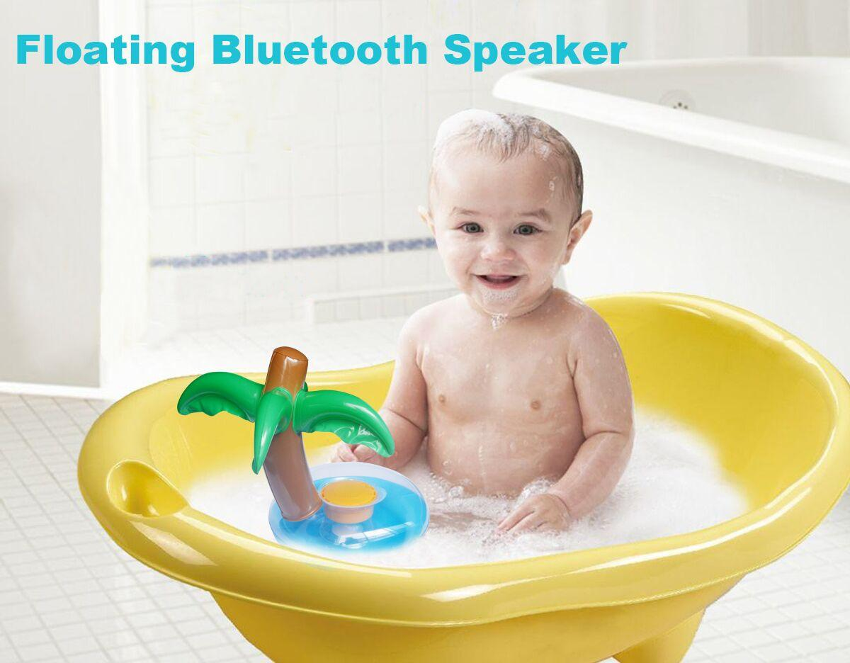 F26 Swimming Pool Floating Speaker IP67 Waterproof  2