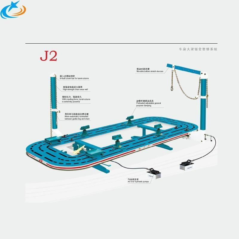 大梁校正仪J2 1