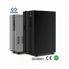1kVA to 20kVA Available High Frequency Pure Sine Wave 1kVA Online UPS