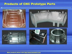 Products of CNC Prototype Parts