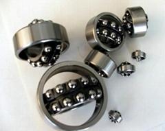 self-alining ball bearing