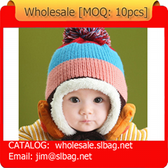 2015 hot sale baby cotton hat