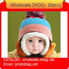 2015 hot sale baby cotton hat