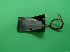 9V電池盒.無蓋