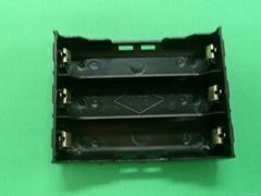 18650電池盒.18650三節電池盒