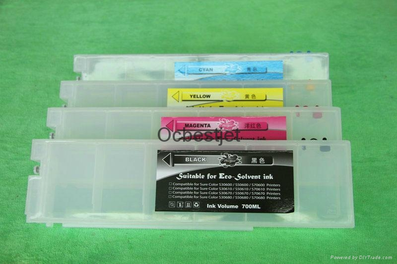 EPSON  Sure Color S30680/50680 refill ink cartridge 1