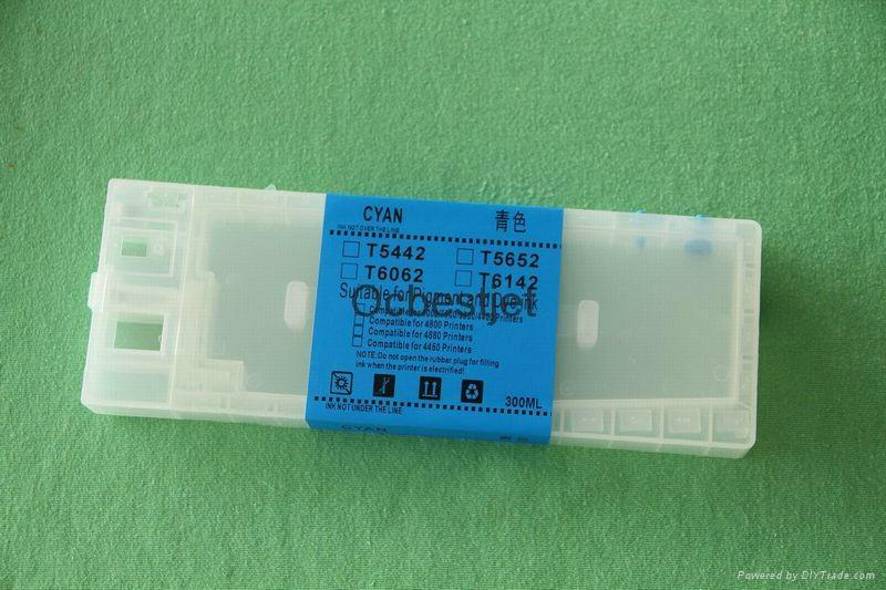 Epson 4000 7600 9600 4880 4800 refill ink cartridge 1