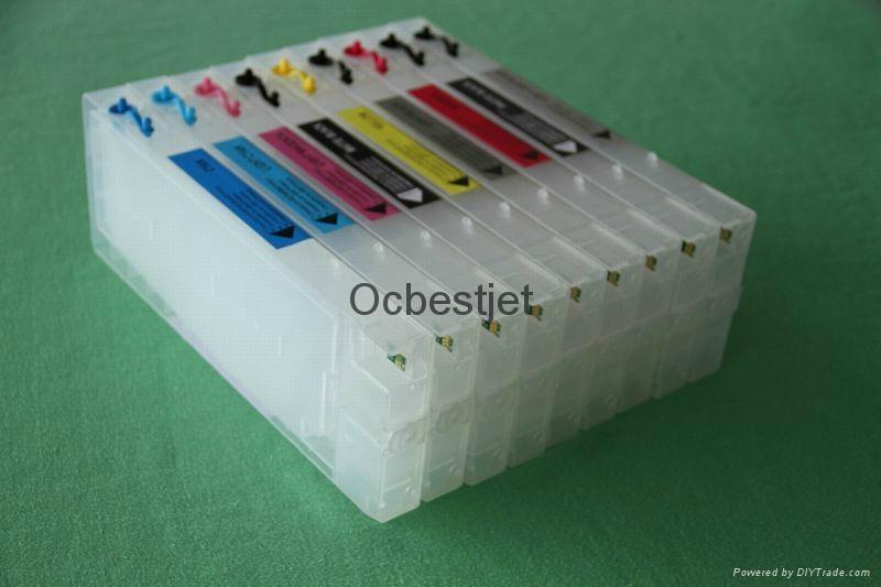 Epson 4000 7600 9600 4880 4800 refill ink cartridge 3