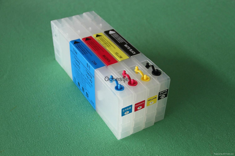 EPSON Stylus Pro 4400 refill ink cartridge 1