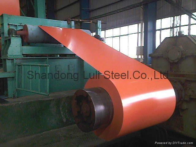 Prepainted Galvanized Steel Coil 2