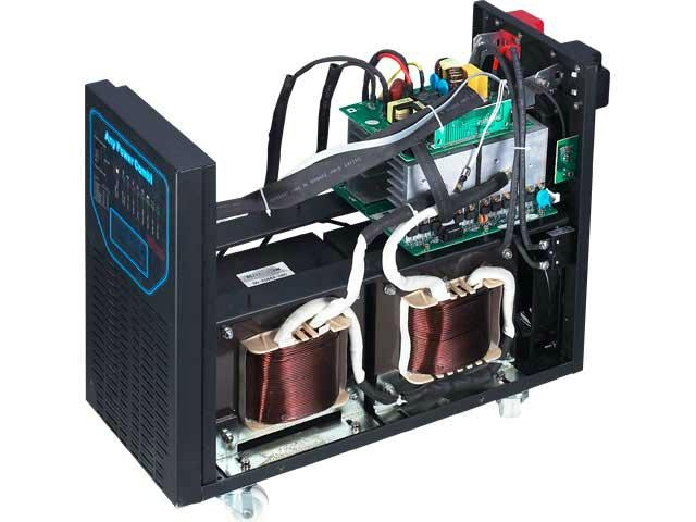 DC to AC off grid  pure sine wave power  inverter  3