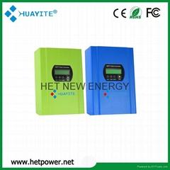 12v/24v/48v MPPT solar charger controller with auto recognition