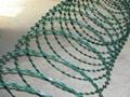 PVC Coated Razor Wire