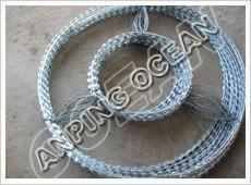 Double Concertina Razor Wire
