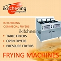 ikitchenging OFE-56A commecial pressure