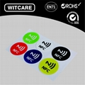 Ntag203 NFC tag for Samsung Note3 Galaxy