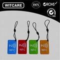Waterproof Ntag203 NFC Smart Tags for