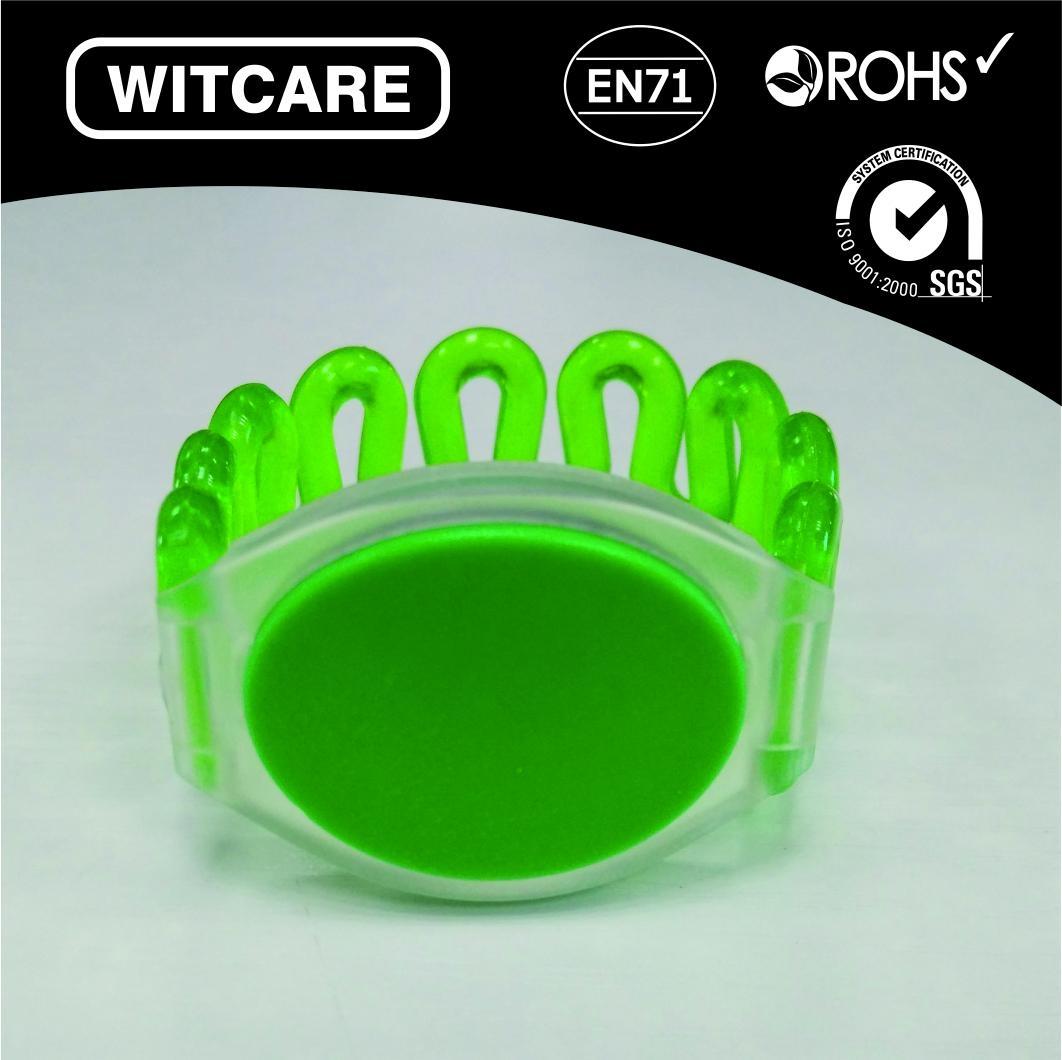 Hot-Sale 13.56MHZ Ntag 203 Waterproof RFID Bracelet for ticketing management 1