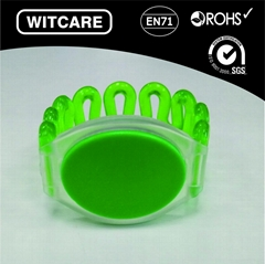 Hot-Sale 13.56MHZ Ntag 203 Waterproof RFID Bracelet for ticketing management
