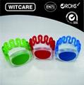 Hot-Sale 13.56MHZ Ntag 203 Waterproof RFID Bracelet for ticketing management 2