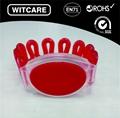 Hot-Sale 13.56MHZ Ntag 203 Waterproof RFID Bracelet for ticketing management 3