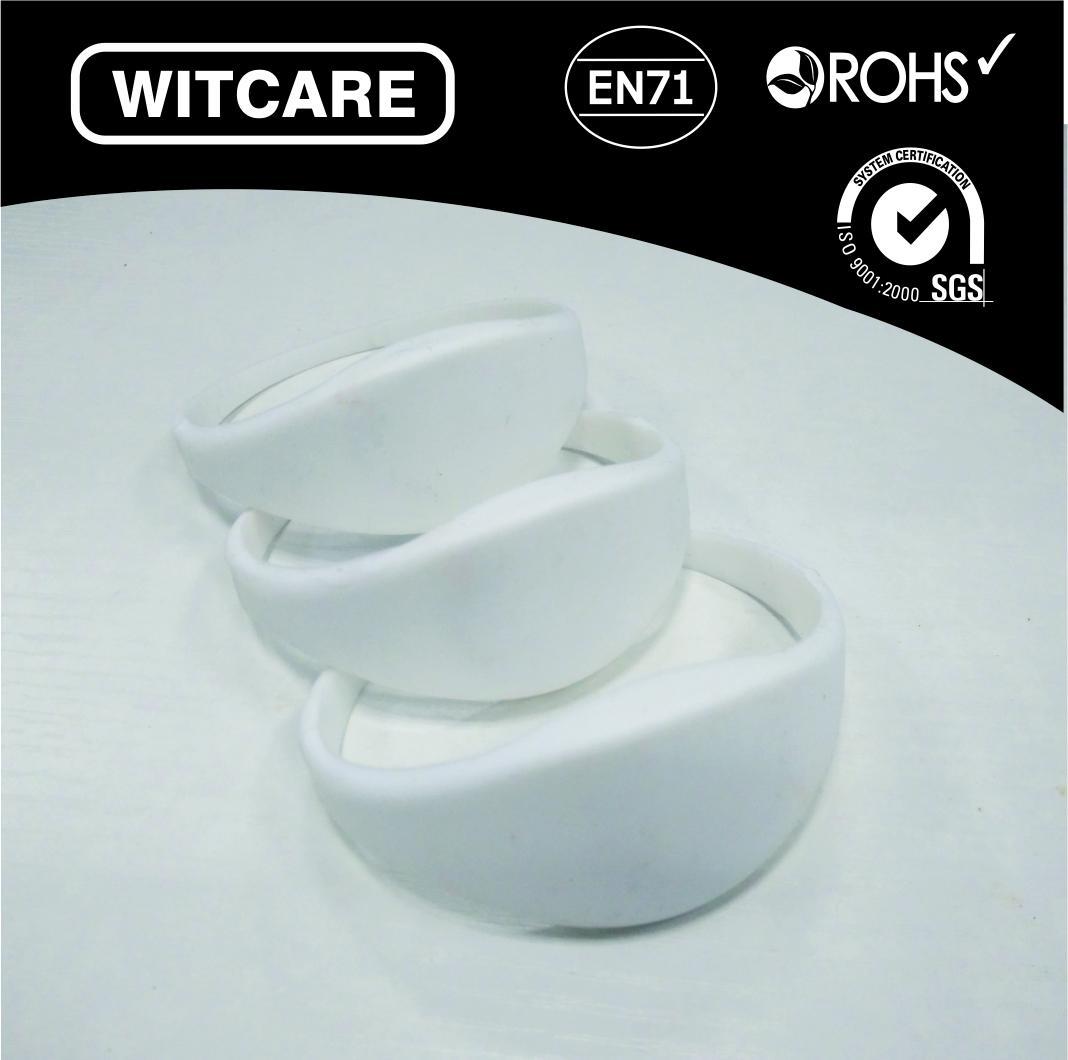 RFID 13.56MHZ Waterproof Adjustable RFID Bracelet for ticketing management 1