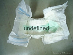 Super protection W type adult diapers (CE & ISO approved)