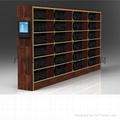 RFID智能書架