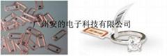 RFID jewelry label