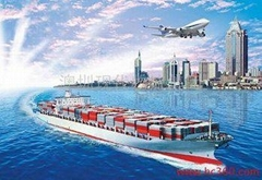 international sea freight and air freight from china to singapore