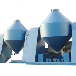 SZG series Double cone rotating vacuum drier  1
