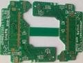 双面沉金无卤素PCB线路板
