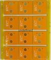 美容仪器用双面沉金PCB线路板