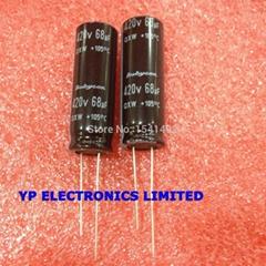 68UF 420V Ecap 420V68UF 12.5*35 Capacitor Aluminum Electrolytic 420V 68UF 68UF42