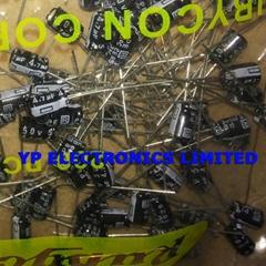 1UF 50V Ecap 50V1UF 5*11 Electrolytic capacitor 50V 1UF 1UF50V High frequency Lo