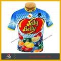 100% Polyester Sublimated Custom Logo Cycling Jerseys 2