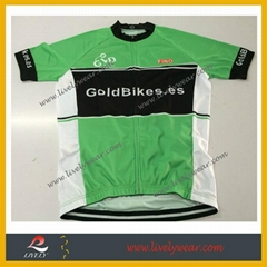 Sublimated Custom-made Wholesale Cycling Shirts