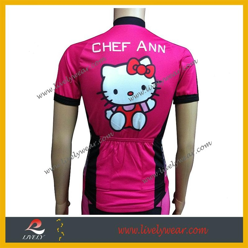 Sublimated Custom-made Wholesale Cycling Jersey 2