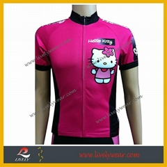 Sublimated Custom-made Wholesale Cycling Jersey