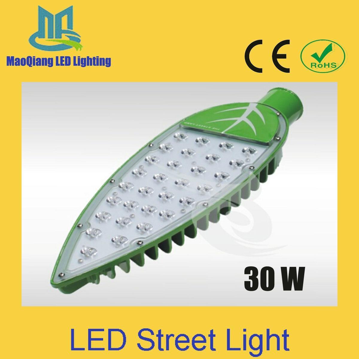 LED綠葉路燈,LED街燈,LED公園燈 1