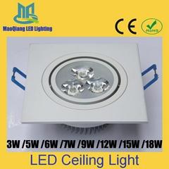 LED Ceiling Down Light Indoor Spot Lamp for Home Living Room Decoration Light