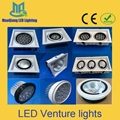 LED Ventured Lights Energy-saving grille lamp led downlight ceiling light