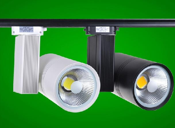 Track light LED lamp track spot light ceiling wall light Energy saving lamp 2